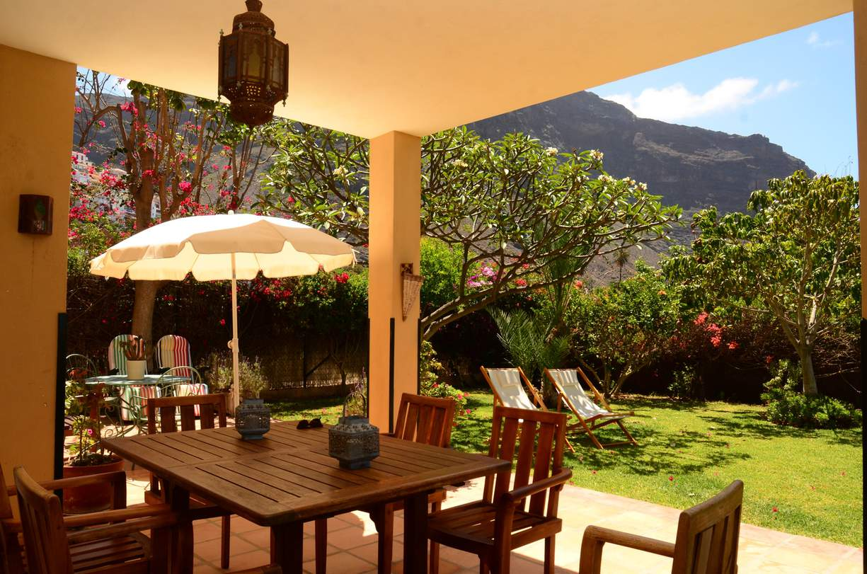 Rental Apartment Valle Gran Rey