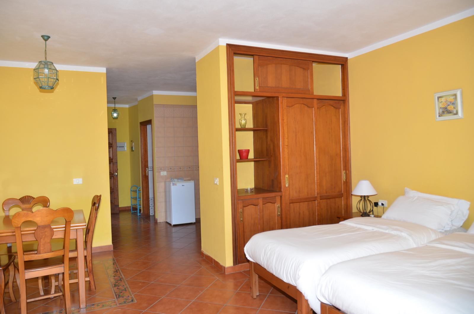 Rental Studio Valle Gran Rey