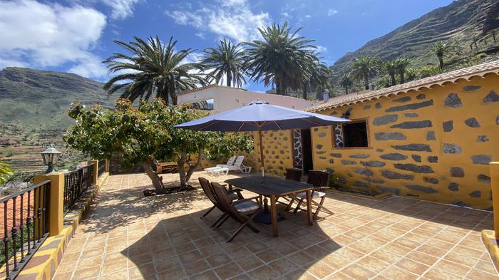 For Rent Rural house Valle Gran Rey